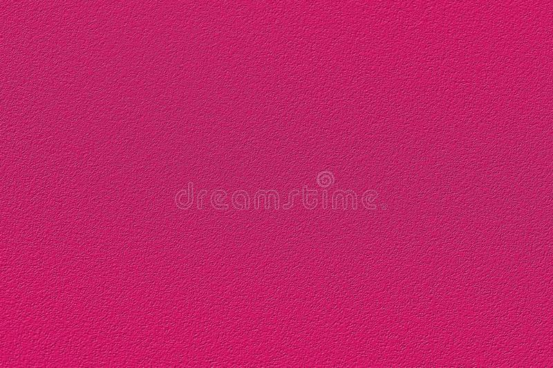 Texture of colored porous rubber. Fashionable color of autumn-winter 2018-2019 season: Pink Peacock Pantone. Can be used as stock image