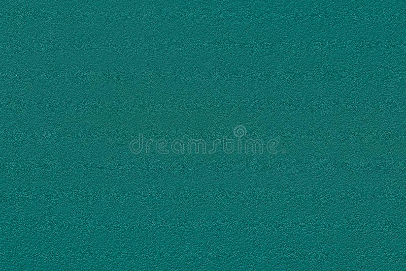 Texture of colored porous rubber. Fashionable color of autumn-winter 2018-2019 season: quetzal green Pantone. Can be used as a ba royalty free stock photo