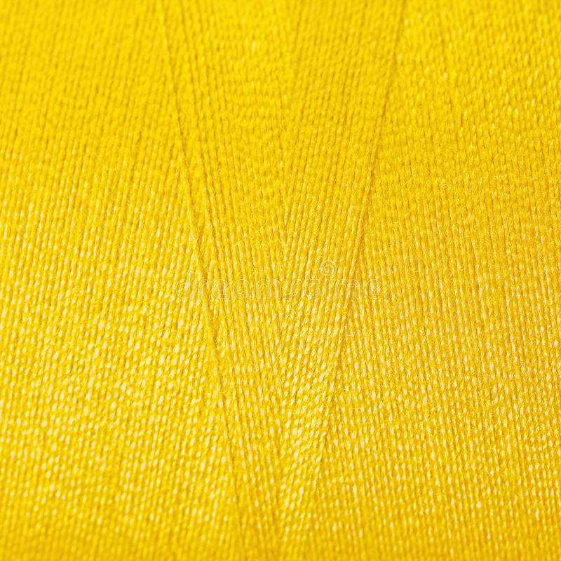 Texture of Colorful thread in spool for background. Texture of Colorful thread in spool stock images