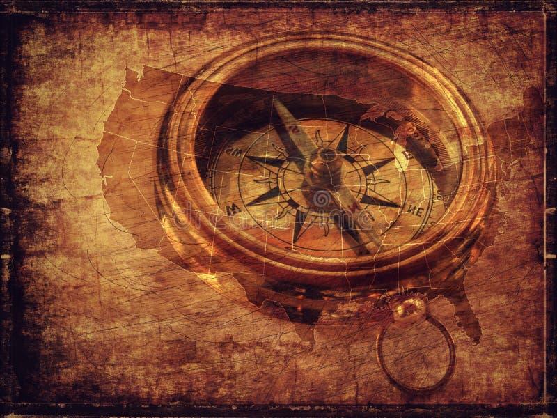 Texture, Compass, Wood, Square Free Public Domain Cc0 Image