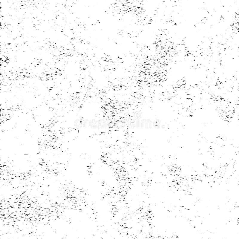 Texture concrète extérieure sale poussiéreuse illustration libre de droits
