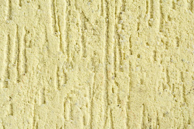 Texture Of A Concrete Wall, Layer Of Decorative Plaster Stock Image ...