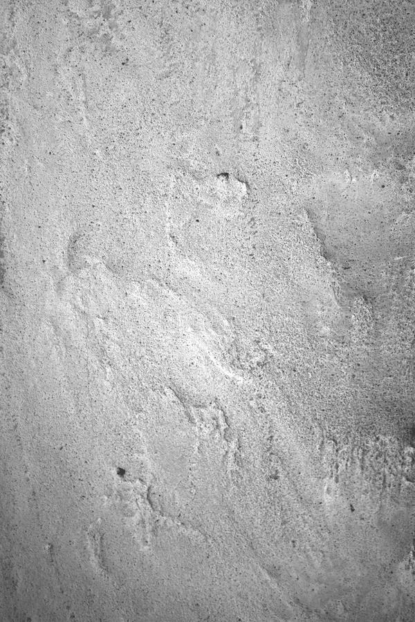 Texture concreto velho a parede whitewashed, superfície antiga da pedra, rocha resistida textured, fundo abstrato, contexto retro imagens de stock royalty free