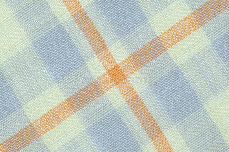 Texture contrôlée de tissu photo stock