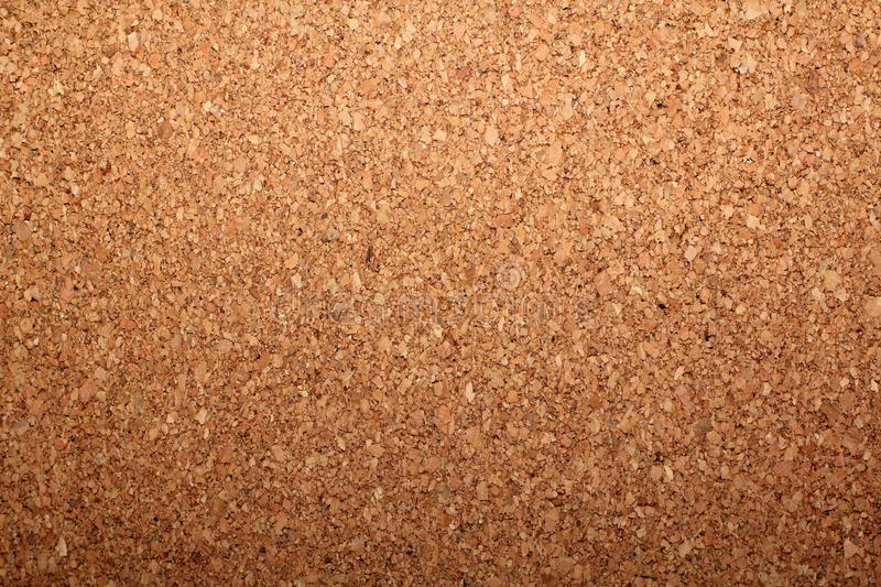 The texture of cork royalty free stock photo