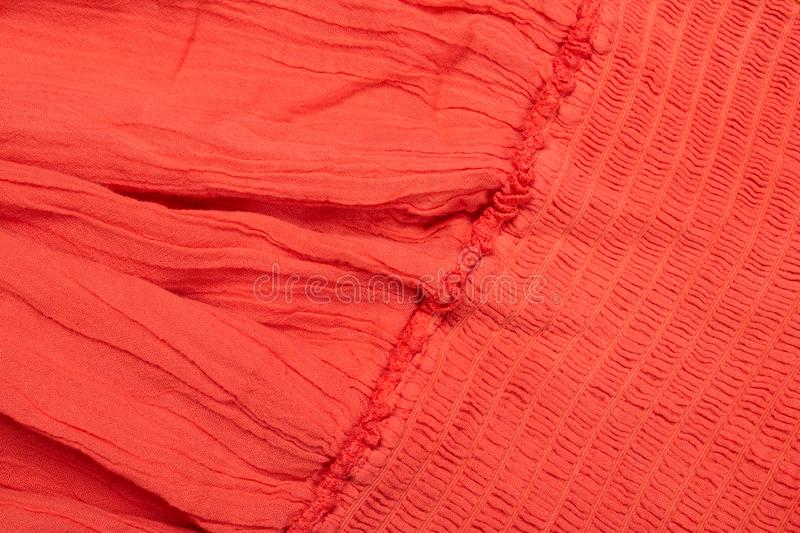 Textures Of Different Fabric Stock Image Image Of