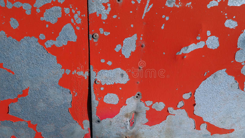 Texture with cracked paint royalty free stock photo