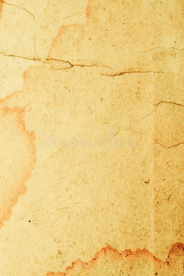 Texture criquée rouillée de carton image stock
