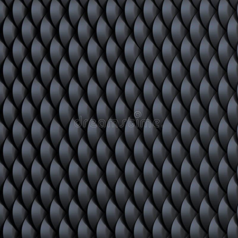 Texture d'échelles illustration libre de droits