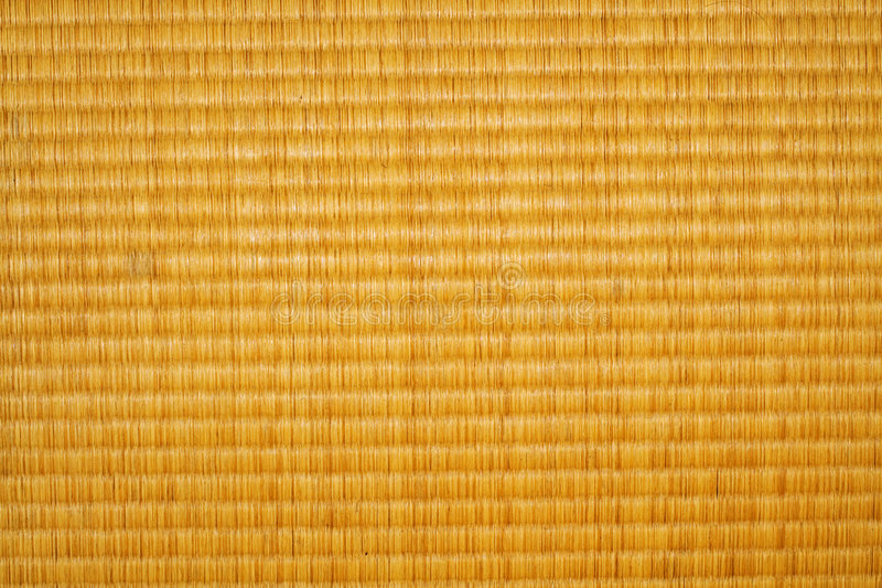 Texture d'étage de Tatami photos stock