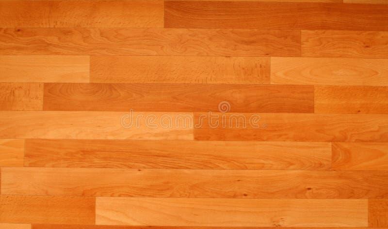 Texture d'étage en bois photographie stock libre de droits