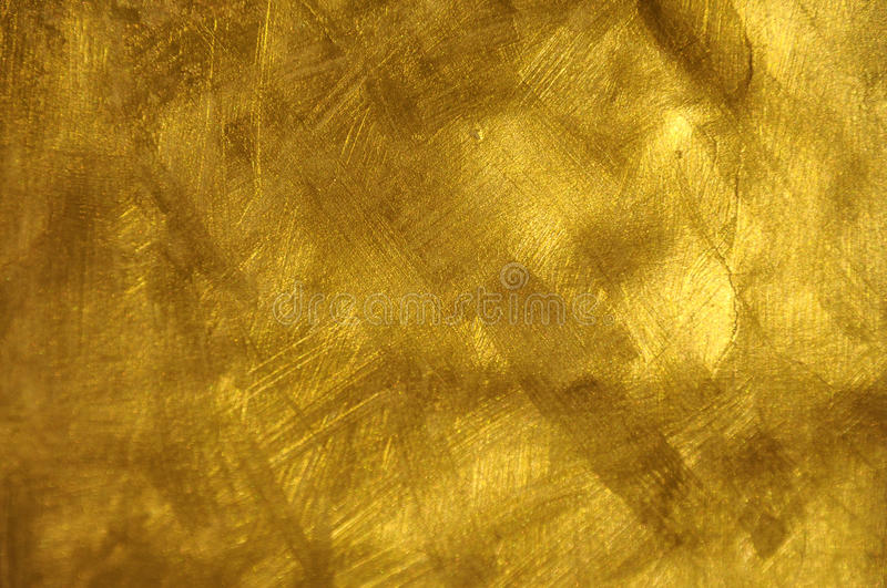 texture d'or images stock