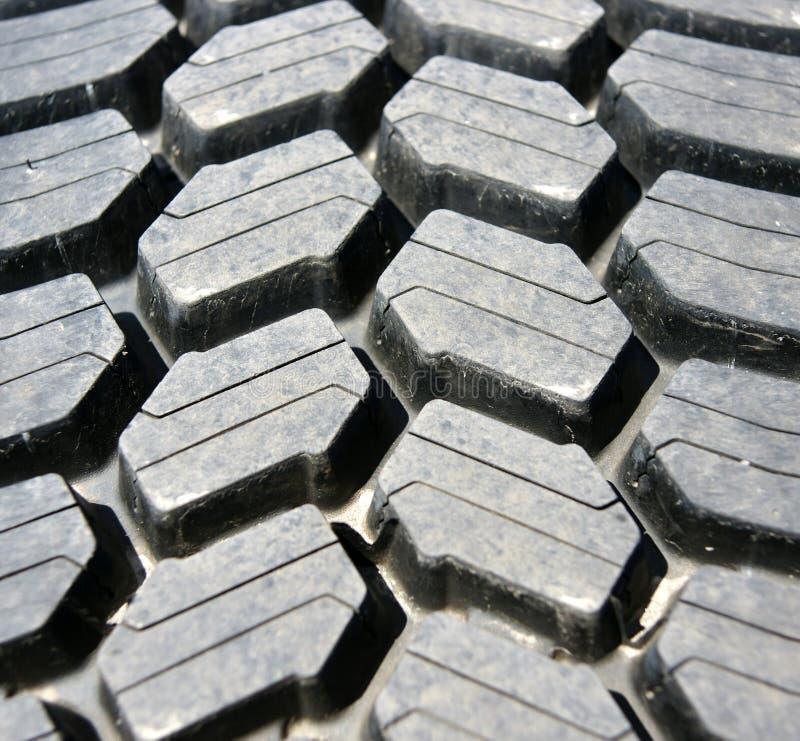 Texture d'amorçage de pneu photos libres de droits