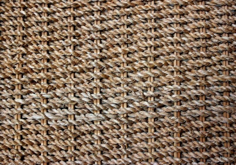 Texture D Armure De Paille Image stock