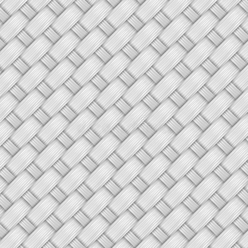Texture d'armure et vecteur en bambou gris de fond illustration de vecteur