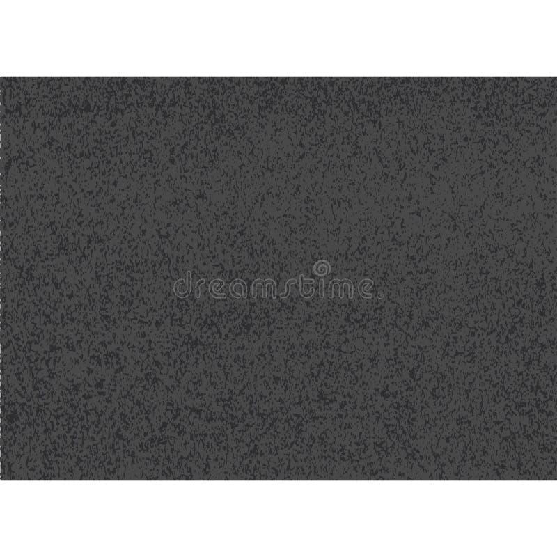 Texture d'asphalte de couleur de vecteur illustration libre de droits