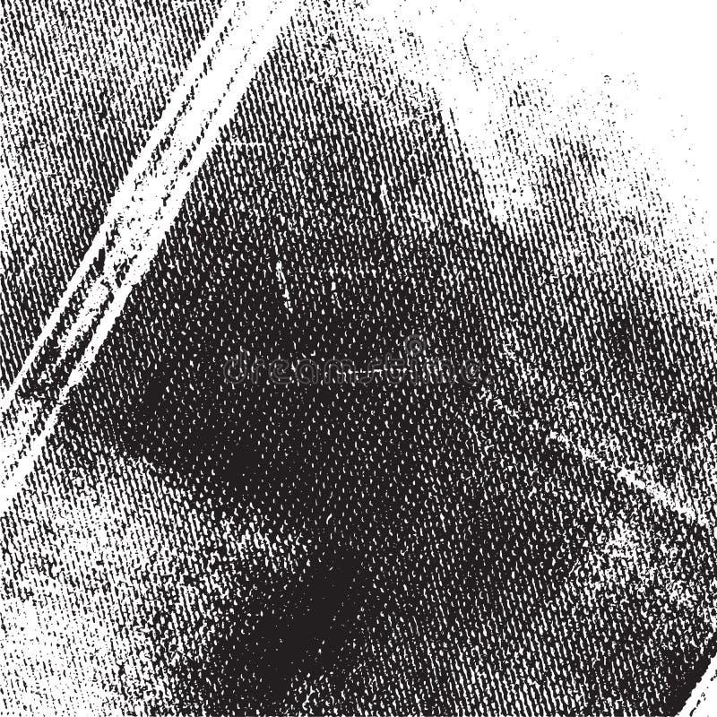 Texture d'empreinte de grain illustration libre de droits