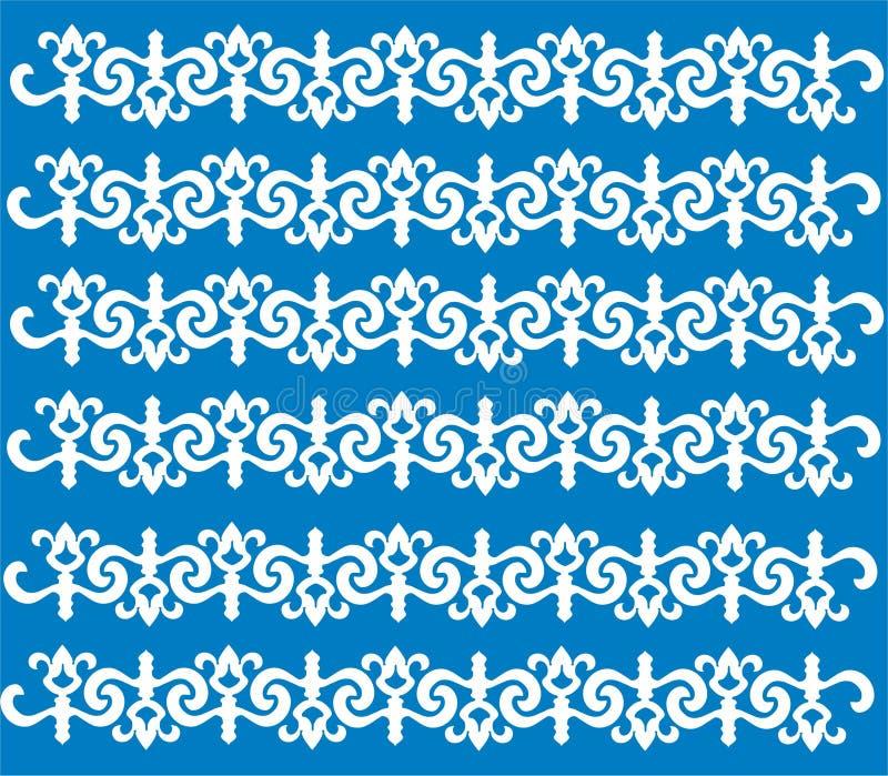 Texture d'ethnique illustration stock