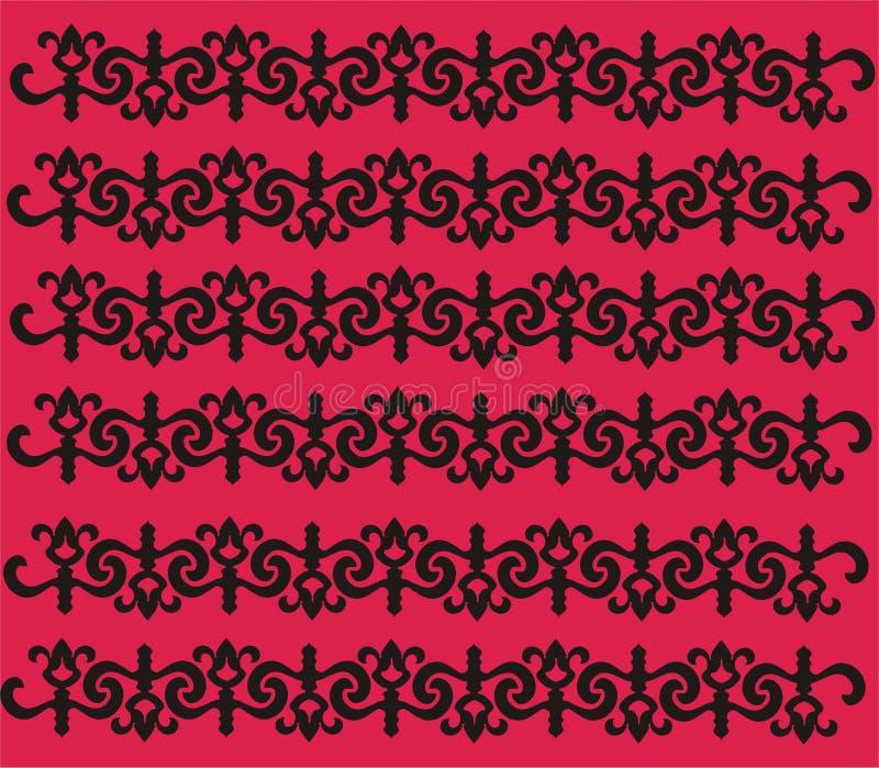 Texture d'ethnique illustration libre de droits