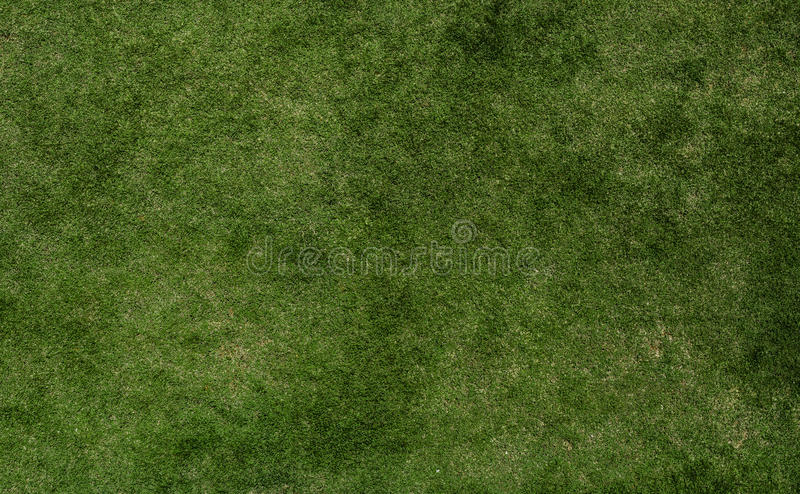 Texture d'herbe du football photographie stock