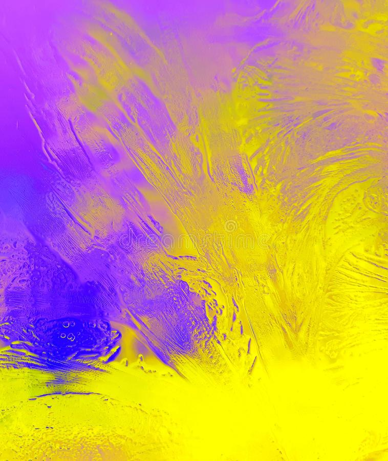 Texture d'huile photo stock