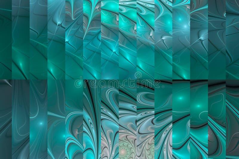 Texture d'imagination illustration stock