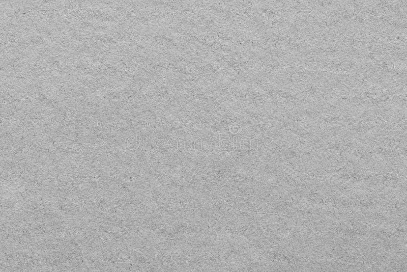 Texture d'un matériel de carton ou de papier de couleur grise pâle photographie stock libre de droits