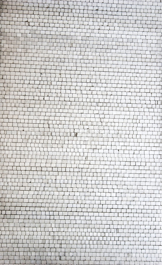 Texture d'un mur de briques blanc image stock