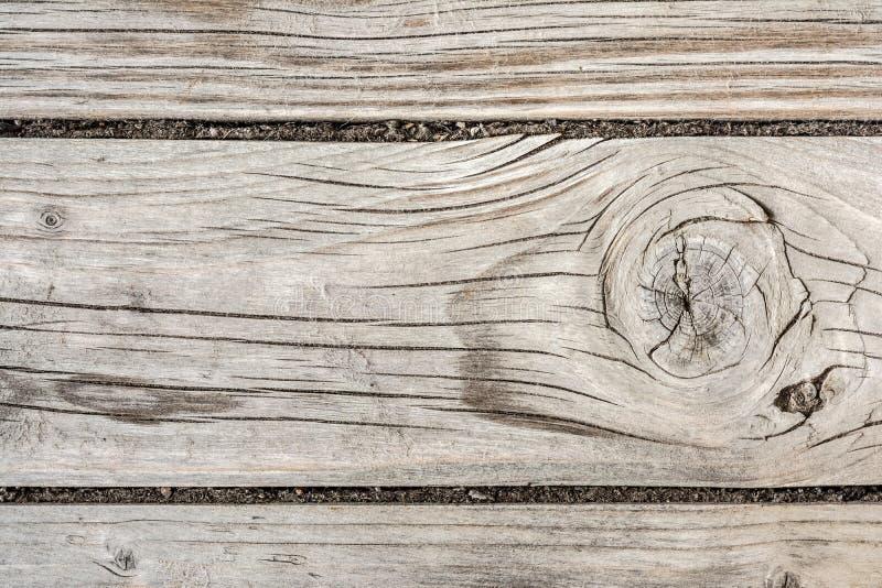 Texture d'un mur en bois antique, vieux bois sec avec beaucoup de fissures et fibres d'?pluchage, fond d'abr?g? sur plan rapproch photo libre de droits