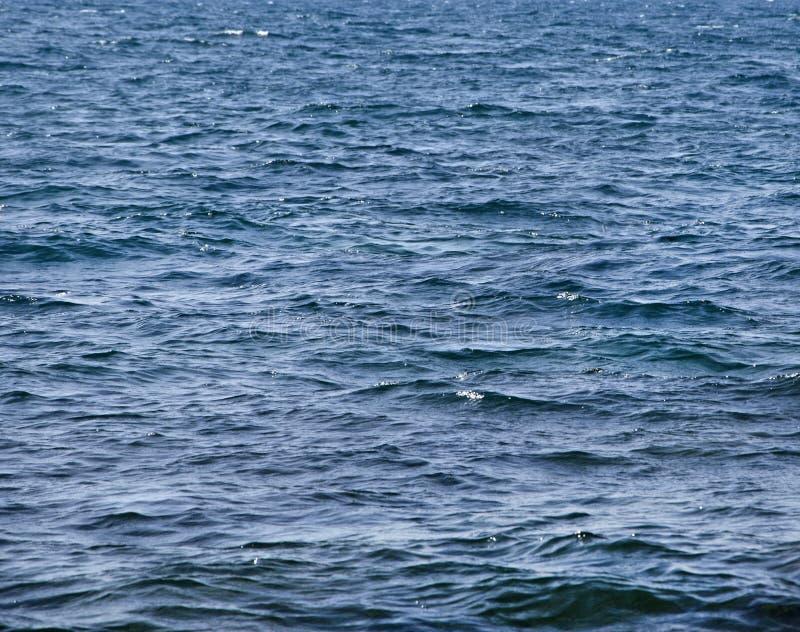 Texture of dark sea in storm weather. In Crimea.Sevastopol royalty free stock image