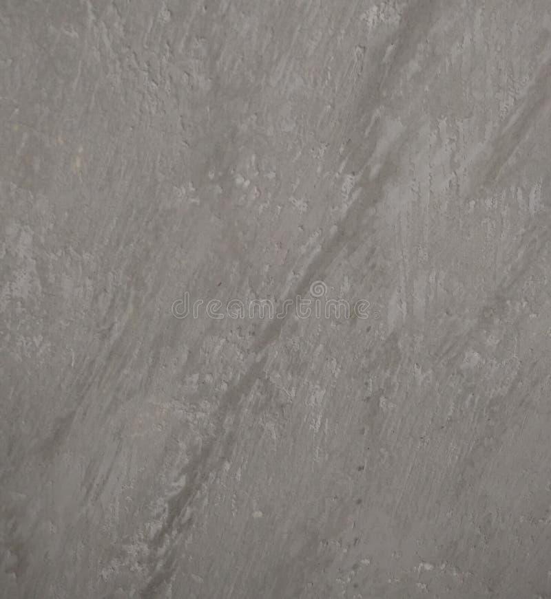 Texture de béton blanc arrière-plan de la nature de l'ancien mur de béton gris sale en stuc pour l'arrière-plan photographie stock libre de droits
