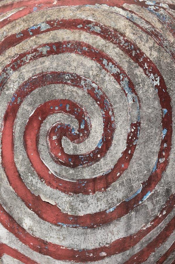Texture de béton de couleur de plancher de fond image libre de droits