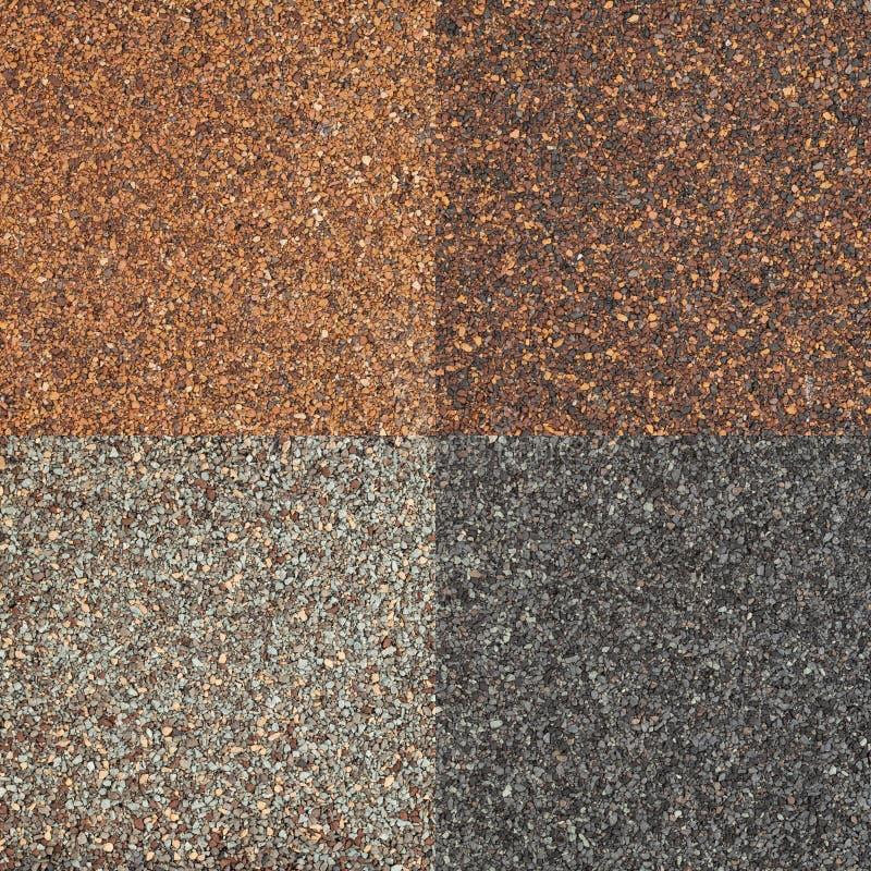 Texture de bardeau de toit photos stock