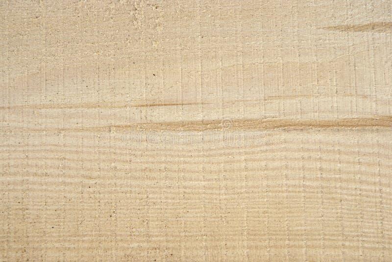 Texture de bois fraîchement scié, fond, plan rapproché photo libre de droits