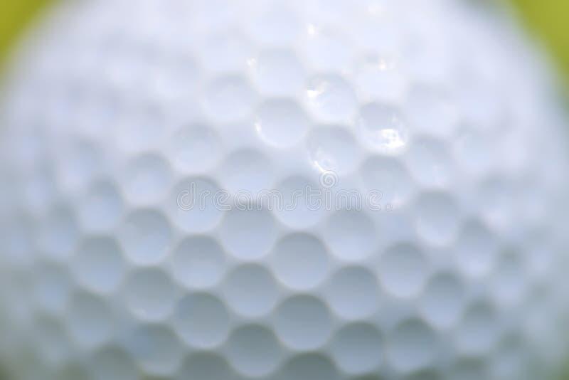 Texture de boule de golf photo libre de droits