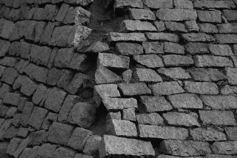 Download Texture de brique image stock. Image du endommagé, modifié - 77160569