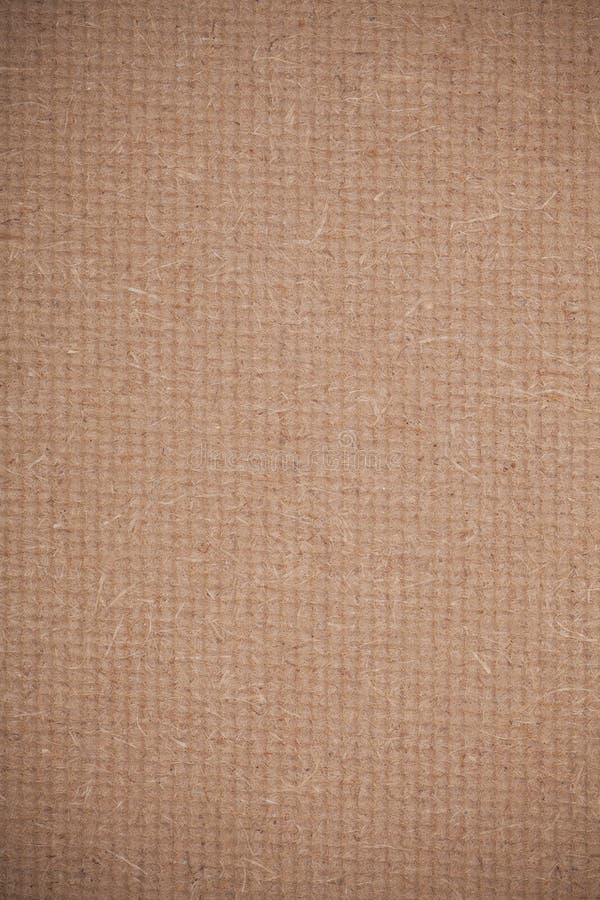 Texture de brun de modèle de grille photo libre de droits