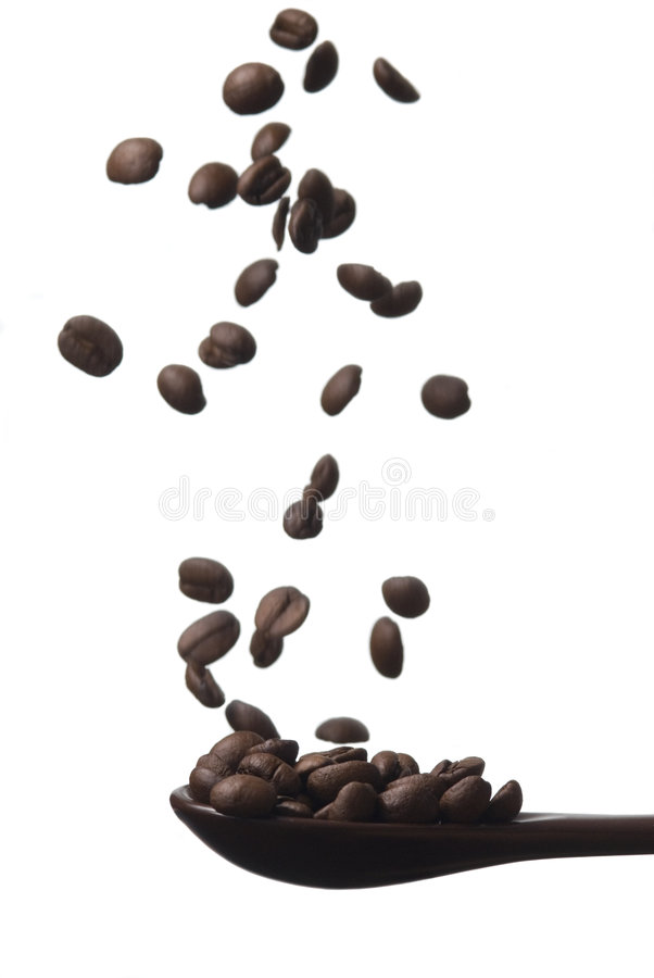 Texture de café dans l'automne photos stock