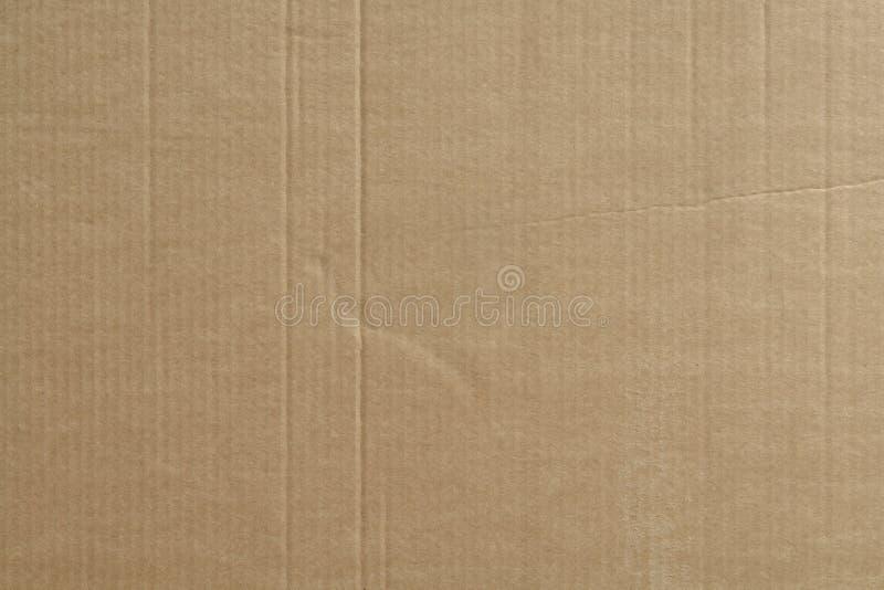 Texture de carton images libres de droits