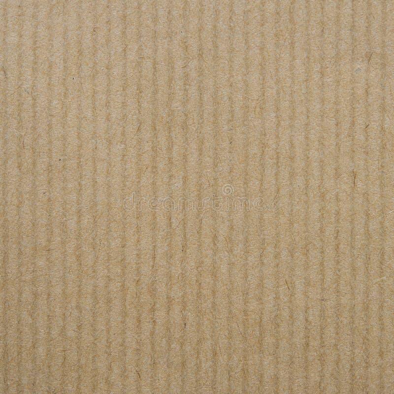 Texture de carton de Brown (fond) photos stock