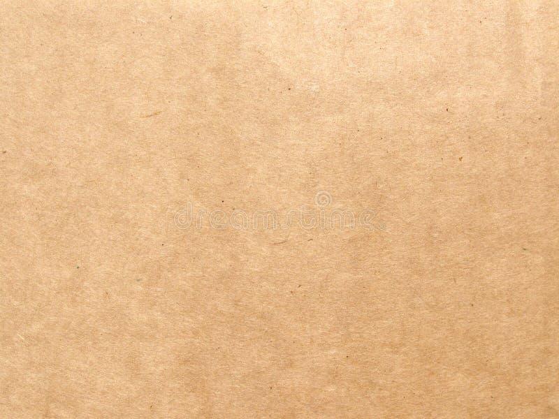 Texture de carton de papier image libre de droits