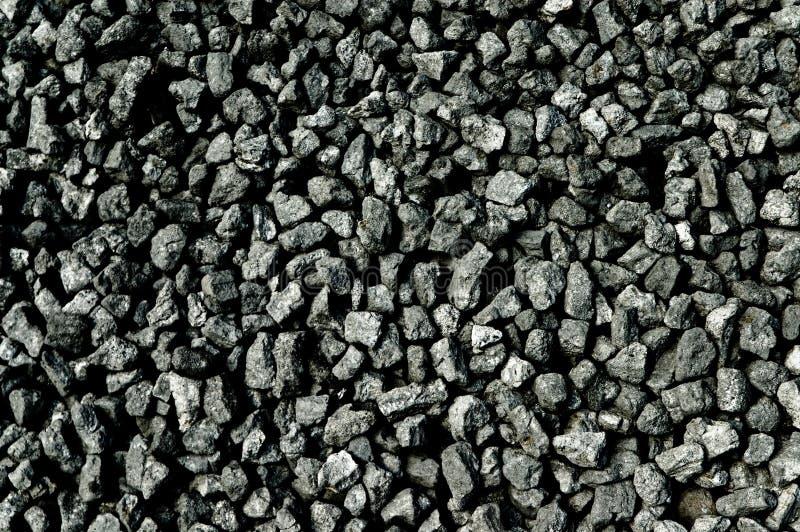 Texture de charbon photographie stock