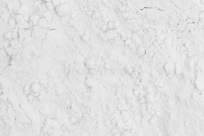 Texture de cocaïne sur le macro photo libre de droits