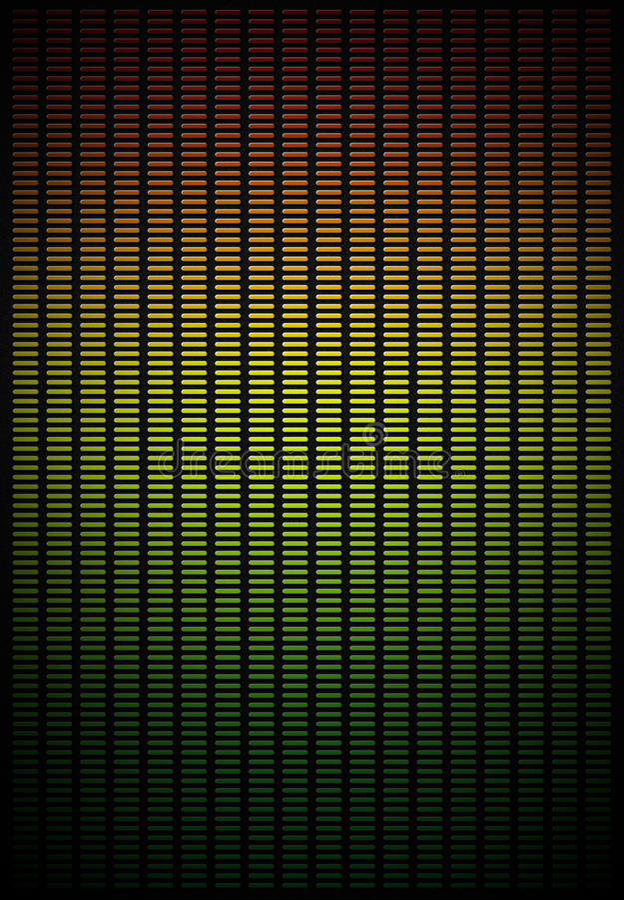 Texture de configuration de maille en métal illustration libre de droits