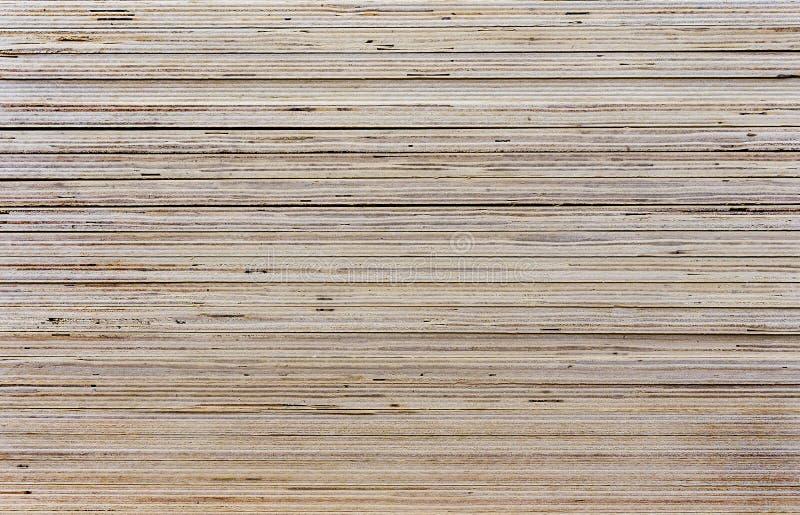 Texture de contreplaqu? Feuilles de contreplaqu? Fond en bois pour la conception et la d?coration images libres de droits