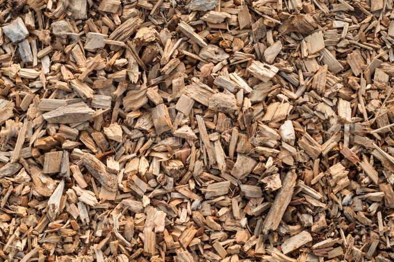 Texture de copeaux en bois images stock