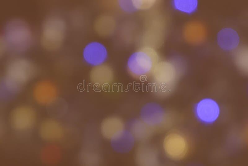 Texture de corail de fond d'image de feu vert d'abrégé sur Bokeh rétro photo stock