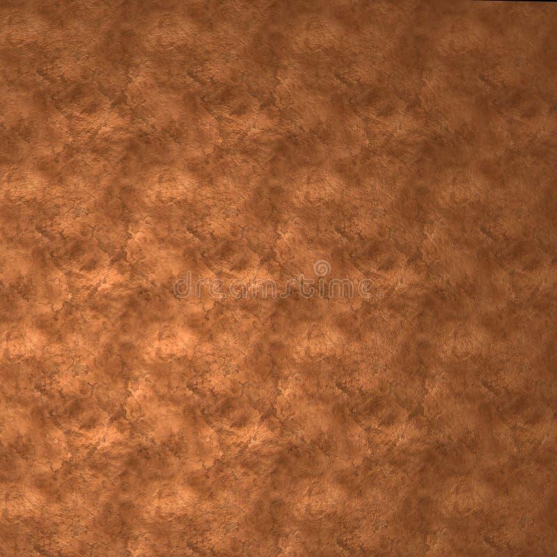 Texture de cuivre photographie stock