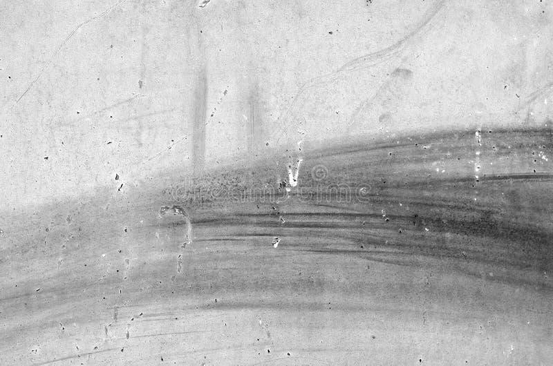 Texture de feuille minable grise rouillée de fer images stock