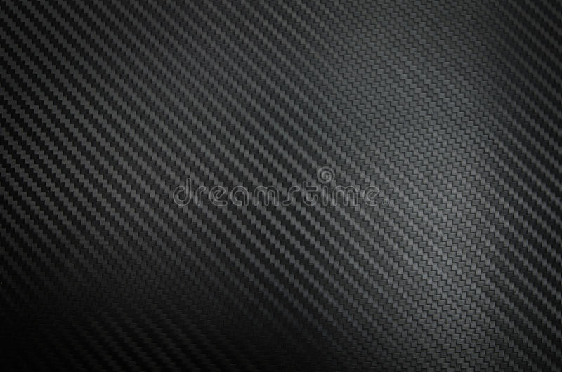 Texture de fibre de carbone photo stock